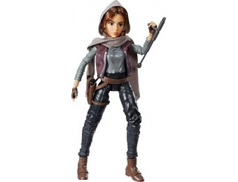 65% off Hasbro Star Wars Forces of Destiny Jyn Erso Adventure Figure