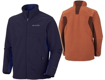$110 off Columbia Sportswear Strata D Omni-Heat Fleece Jacket