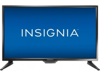 "$55 off Insignia 24"" LED 720p HDTV, NS-24D310NA19"