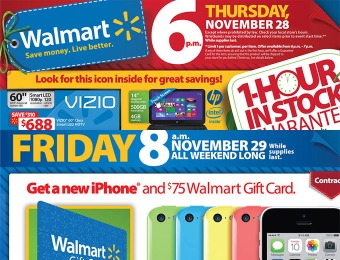 Walmart Black Friday Deals Preview - See the Walmart Black Friday Ad