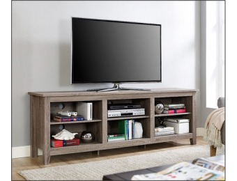 $30 off Walker Edison TV Stand for Most Flat-Panel TVs Up to 70""