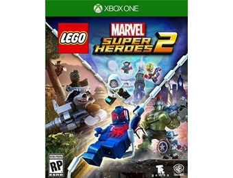 37% off LEGO Marvel Superheroes 2 for Xbox One