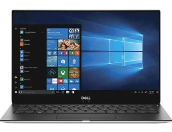 "$422 off Dell XPS 13.3"" 4K Ultra HD Touch-Screen Laptop"
