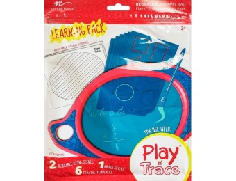 50% off Boogie Board Play n' Trace Learning Accessory Pack