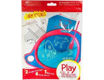 50% off Boogie Board Play 'n Trace Farm Friends Accessory Pack