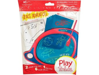 50% off Boogie Board Play n' Trace Space Adventure Accessory Pack