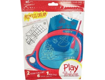 50% off Boogie Board Play n' Trace Princess Dream Accessory Pack