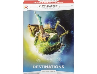 83% off View-Master Virtual Reality Destinations Experience Pack
