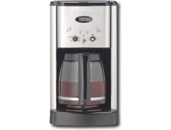 50% off Cuisinart Brew Central Brewer