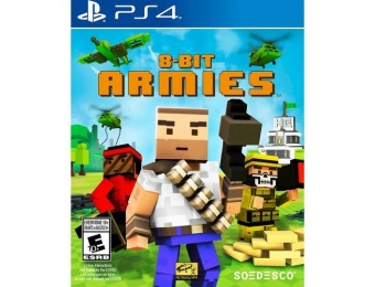 25% off 8-Bit Armies - PlayStation 4