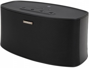 67% off Hitachi W100 Smart Wi-Fi Speaker