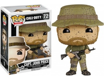 62% off Funko Call of Duty Capt. John Price Pop! Vinyl Figure