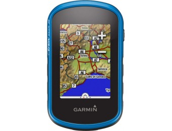"$80 off Garmin eTrex Touch 25 2.6"" GPS"