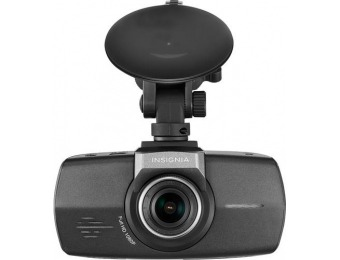 41% off Insignia Full HD Dash Cam, NS-CT1DC8