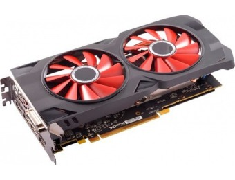 $160 off XFX AMD Radeon RX 570 RS Black Edition 8GB GDDR5 Card
