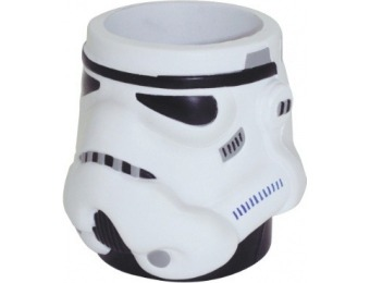 77% off Star Wars Stormtrooper Foam Can Cooler