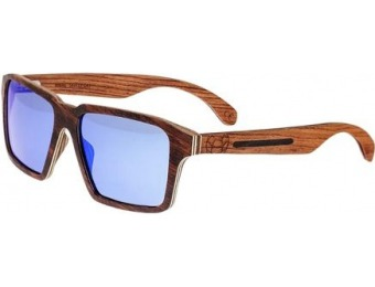 80% off Earth Wood Piha Women's Sunglasses