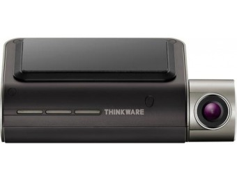 $100 off Thinkware F800 Dash Cam - GPS, Wi-Fi, G-Sensor, Night Vision