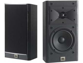 $145 off JBL Arena 120 Wall-Mountable Bookshelf Speakers