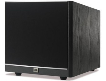 "$500 off JBL Arena Sub 100P 10"" 100W Powered Subwoofer, Refurb"