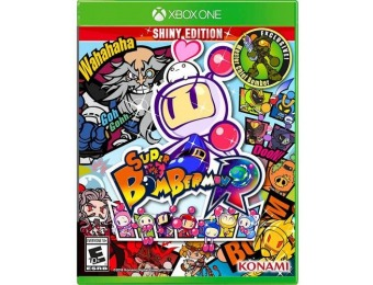 55% off Super Bomberman R Shiny Edition - Xbox One
