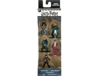 "50% off Nano Metalfigs Harry Potter 1.5"" Diecast Figure (5-Pack)"