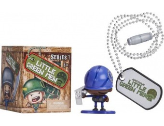63% off Awesome Little Green Men - Series 1 Army Men - Blind Box
