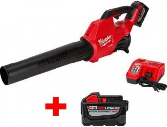 $169 off Milwaukee M18 120 MPH 450 CFM Brushless Handheld Blower Kit