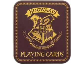 63% off Harry Potter Playing Cards
