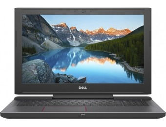 "$140 off Dell 15.6"" Laptop - Core i5, 8GB, 1TB, SSD, GTX 1060 Max-Q"