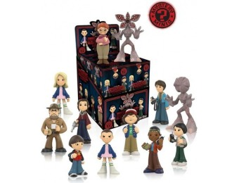 43% off Funko Mystery Mini Stranger Things Vinyl Figure