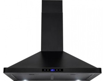 "$271 off AKDY 30"" Convertible Kitchen Wall Mount Range Hood"