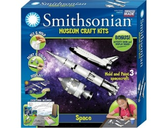 47% off Smithsonian Museum Space Craft Kit