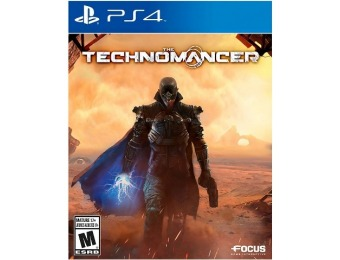 77% off The Technomancer PlayStation 4