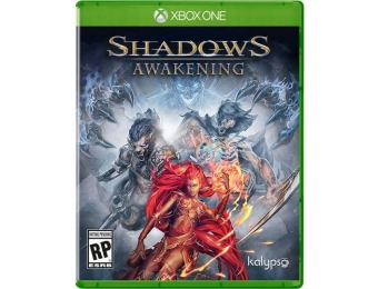 $25 off Shadows: Awakening - Xbox One