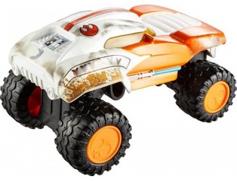 38% off Hot Wheels Star Wars All-Terrain Character Cars Vehicle