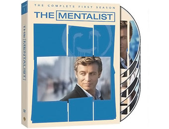 71% off The Mentalist: Complete Season 1 DVD Set