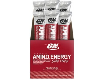 50% off Optimum Nutrition Amino Energy Fruit Fusion