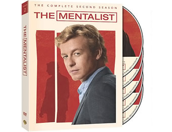 71% off The Mentalist: Complete Season 2 DVD Set