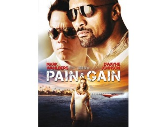 33% off Pain & Gain (DVD)