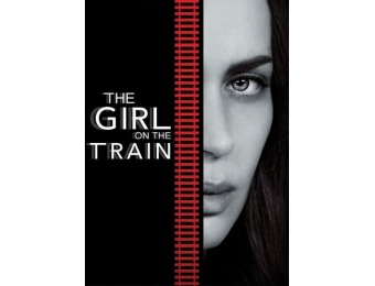 80% off The Girl on the Train (DVD)