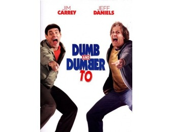 80% off Dumb and Dumber To (DVD)