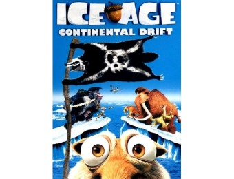 67% off Ice Age: Continental Drift (DVD)
