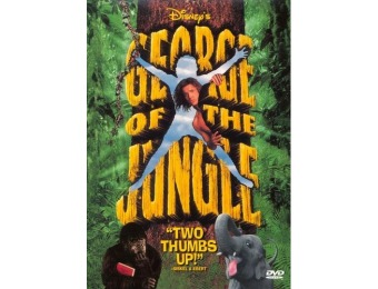 62% off George of the Jungle (DVD)