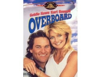 56% off Overboard (DVD)