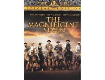 56% off The Magnificent Seven [Special Edition] DVD