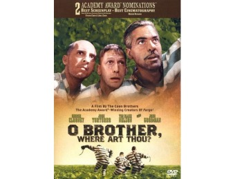 69% off O Brother, Where Art Thou? (DVD)