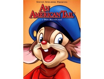 38% off An American Tail (DVD)