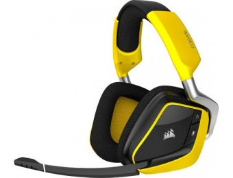$65 off Corsair VOID PRO RGB SE Wireless Dolby 7.1-Ch Headset