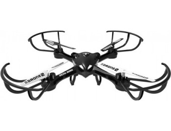 $50 off WebRC XDrone 2 Remote-Controlled Quadcopter